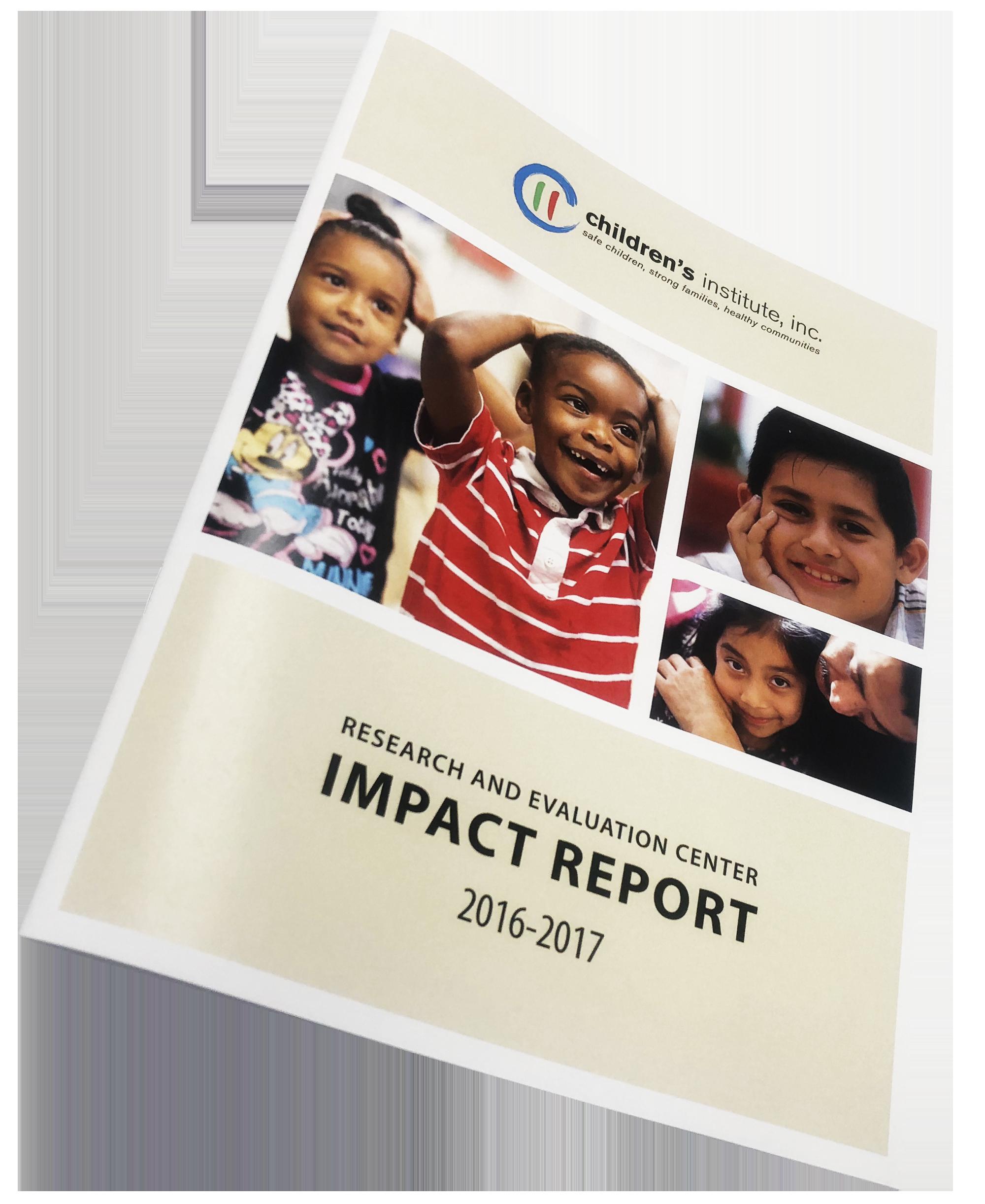 Report Print Sample - Digital, Saddle Stitch