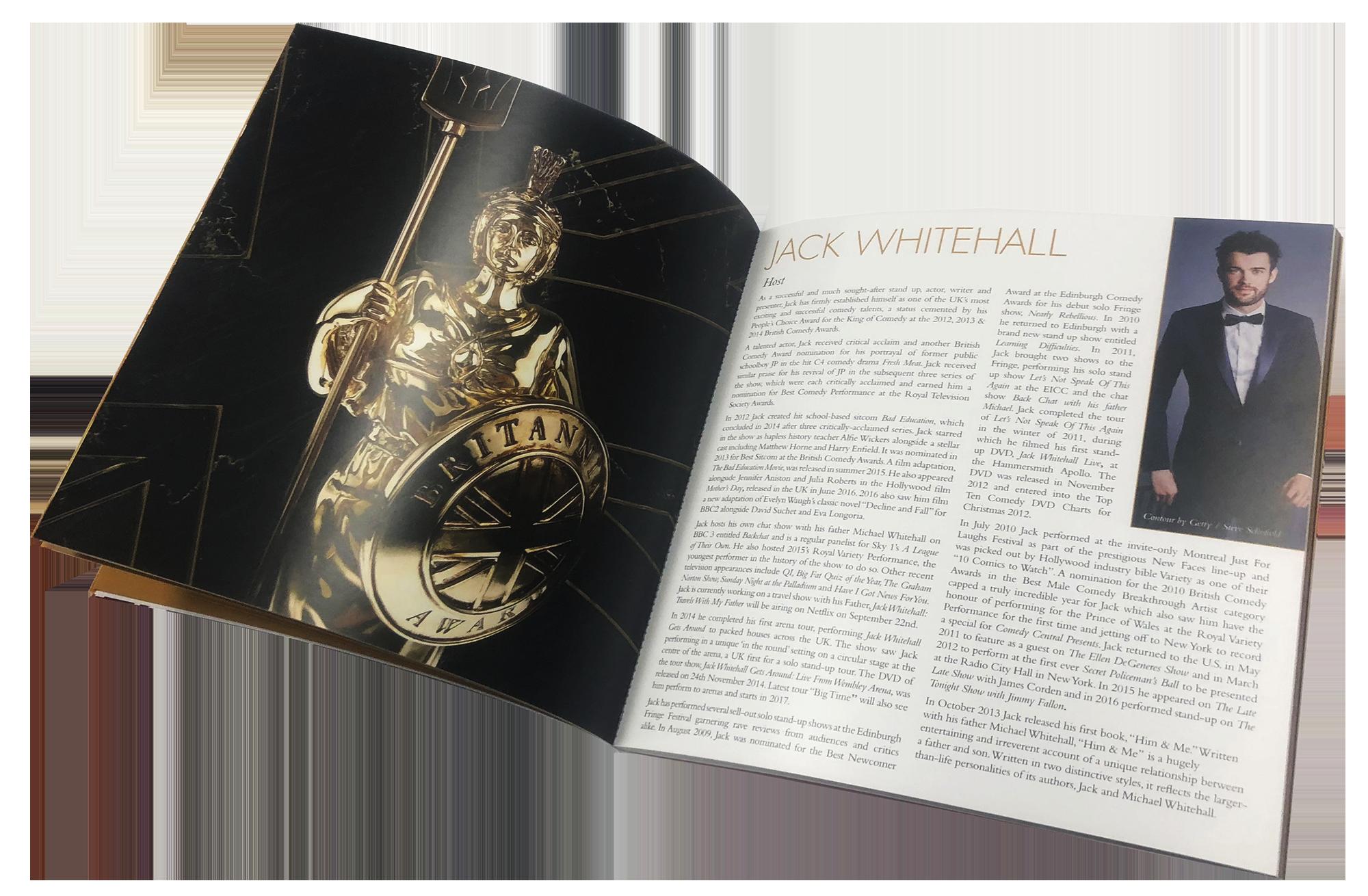 Booklet Print Sample - Saddle Stitch, Digital Printing