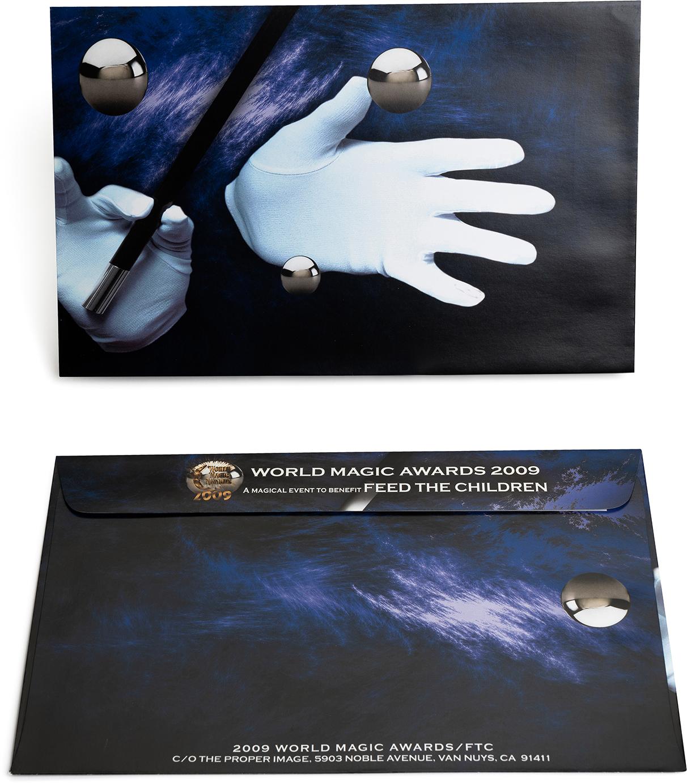 Hands, custom envelopes, oversize, digital