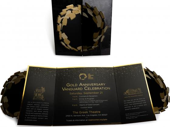 offset, invitations, die cut, custom folds, metallic inks