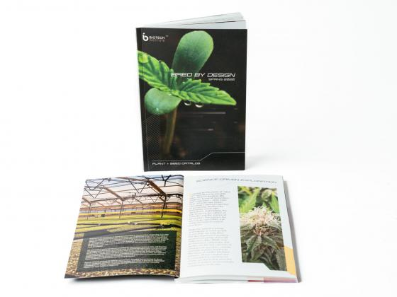 Farm Product Catalog Booklet Perfectbound
