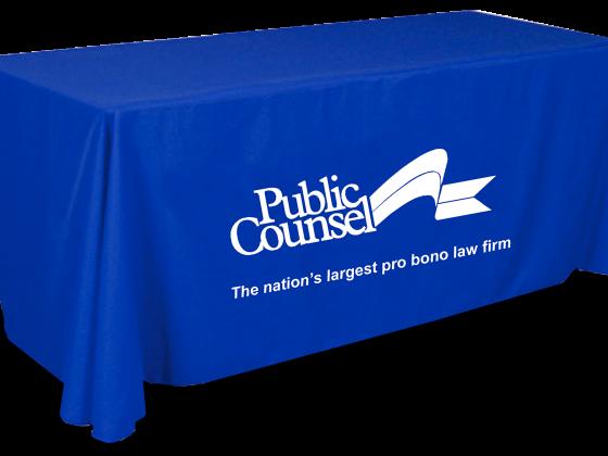 Table Throw, Custom Table Wrapper, Custom Tablecloth